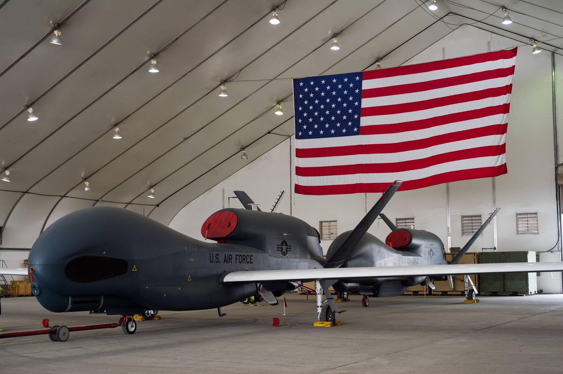 Pentagon bestätigt Abschuss von US-Drohne durch Iran