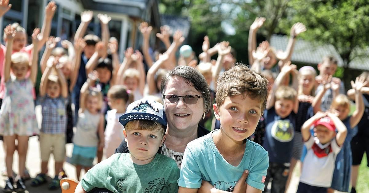 Gabriele Vömel geht nach 23 Jahren als Leiterin des evangelischen Kindergartens in Gruiten in den Ruhestand.