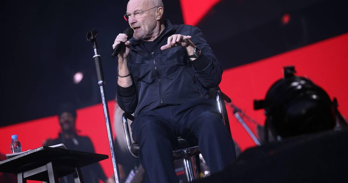 Großes Konzert in Köln: Ein Sommerfest mit Phil Collins
