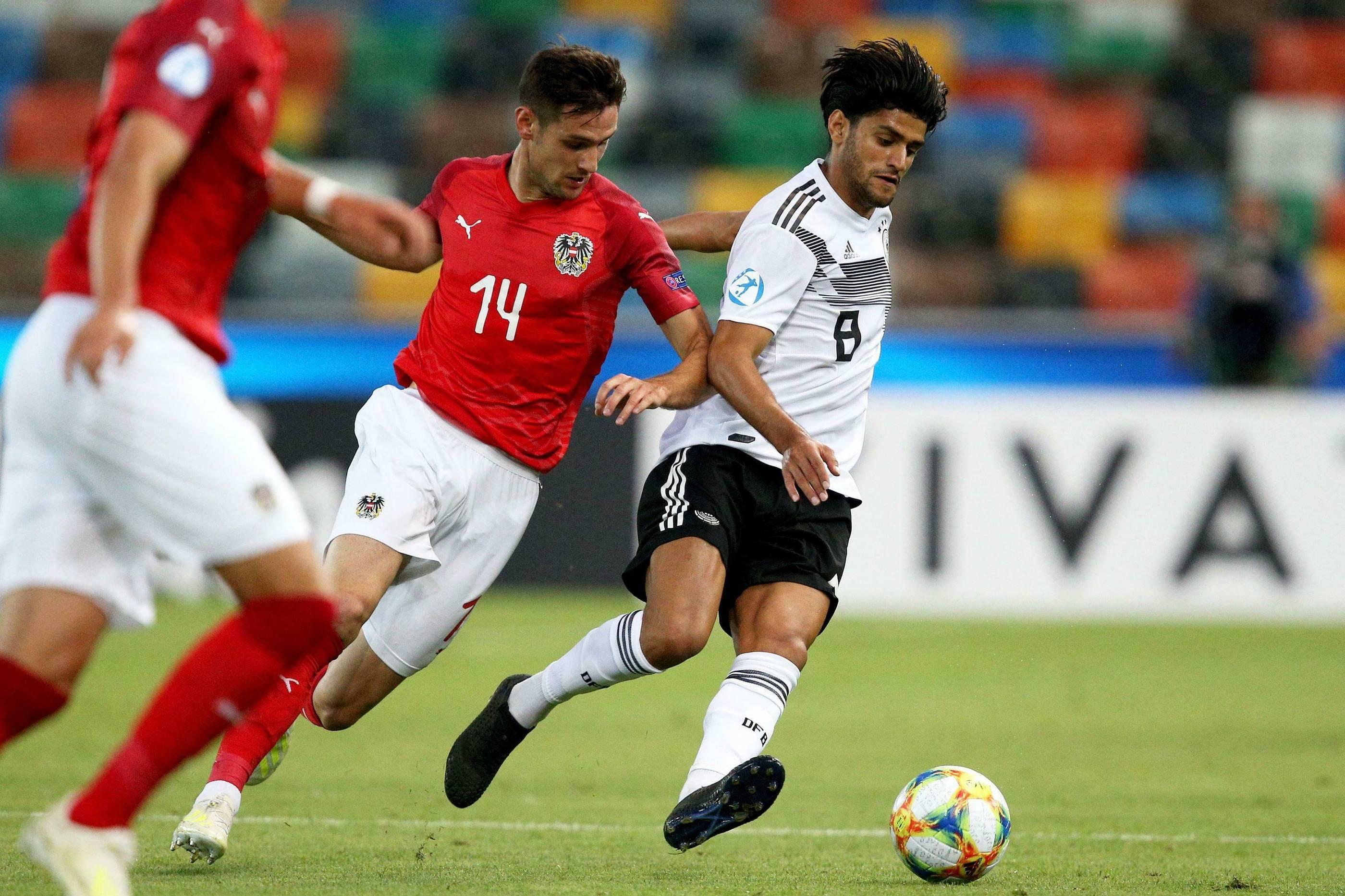 U21 Deutschland Spiele