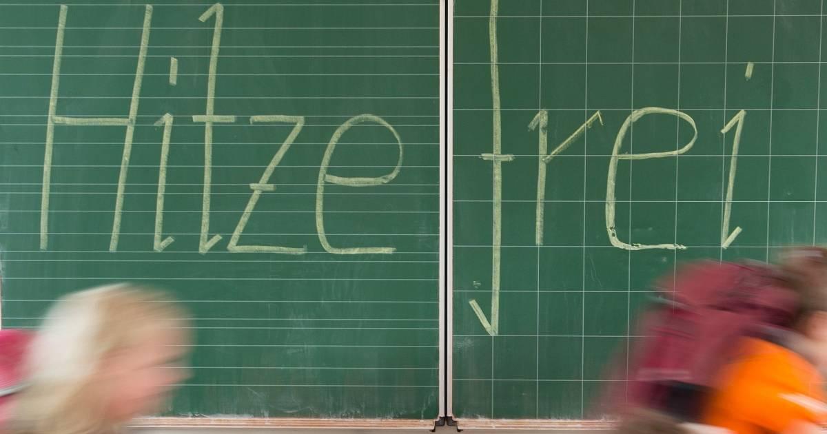 Kaarst: Hitzefrei an beiden Gymnasien – Feuerwehr bunkert Wasser