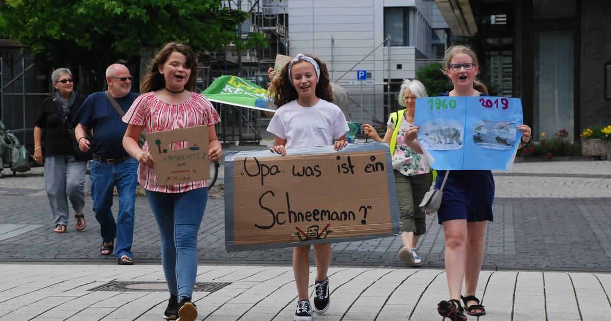 Wermelskirchen Schüler demonstrieren weiter fürs Klima