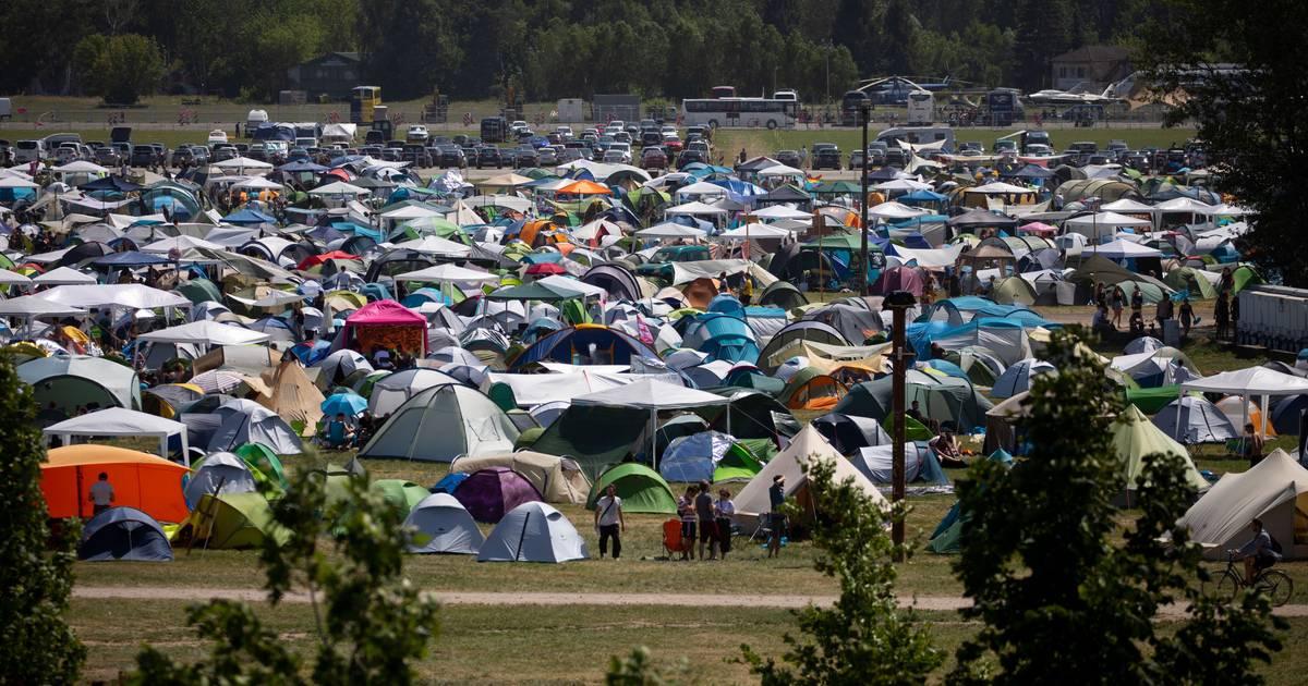Fusion-Festival 2019: 28-Jähriger tot in Zelt gefunden