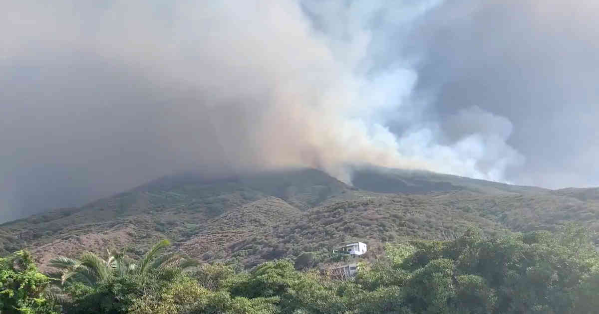 Vulkan Stromboli auf gleichnamiger Insel ausgebrochen - ein Toter