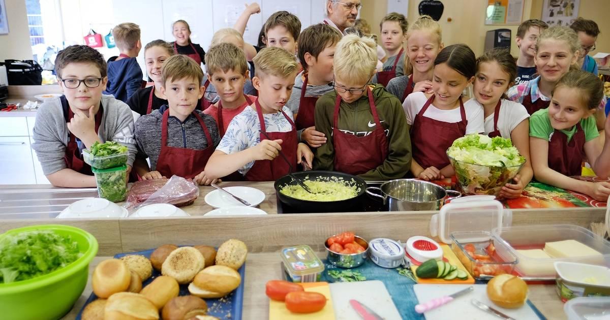 Heiligenhaus: IKG-Schulküche ist ein Gewinn für Genießer