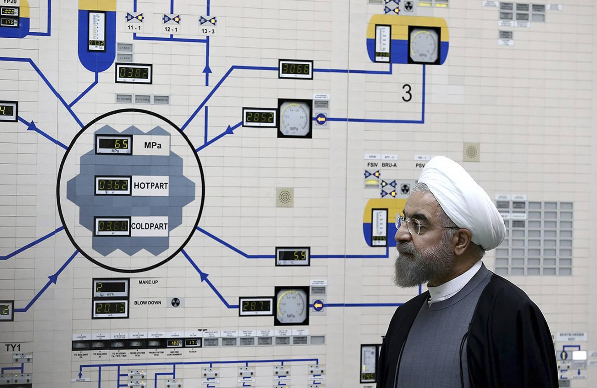 Iran solle