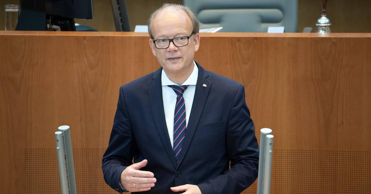 NRW-Landtag: AfD soll Bergleute-Tumulte angezettelt haben
