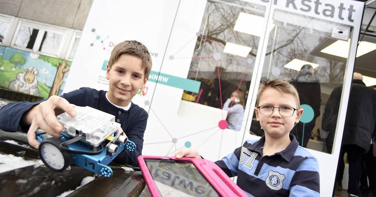 Die Vergabe des Digitalbus-Auftrags an Haba in NRW hat ein Geschmäckle