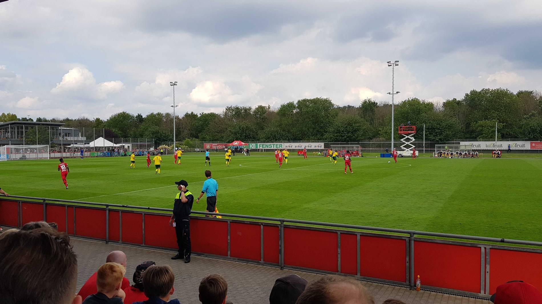 Bayer Leverkusen Testspiele