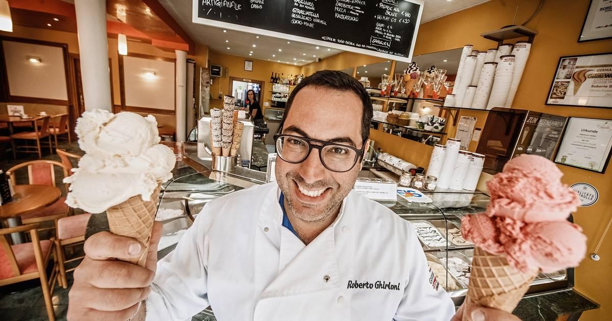 Eiscafés in Düsseldorf: Wo Eiscreme gut und köstlich ist