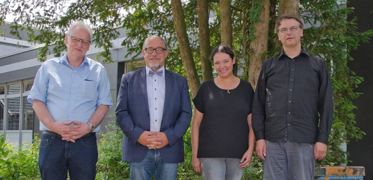 Gymnasium Voerde verabschiedet drei Lehrer