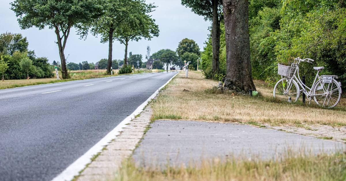 Nach tödlichem Unfall in Moers: Stadt fehlt Grundstück für Radwegbau