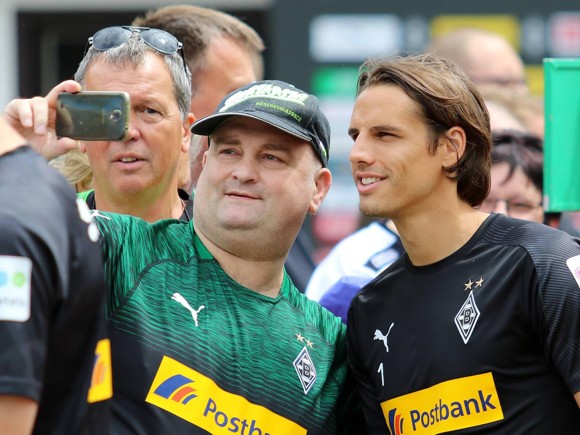 Trainingslager Borussia Mönchengladbach Sommer 2021