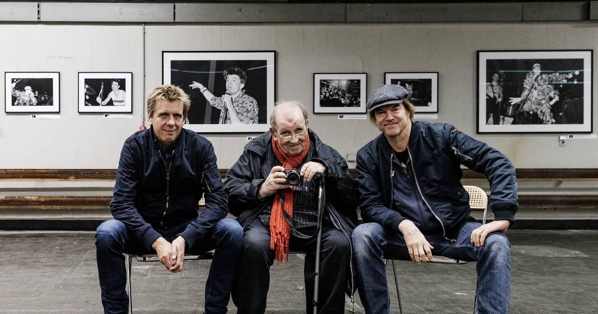 Nachruf auf den Düsseldorfer Fotografen Richard Gleim: Das Gedächtnis des Punk