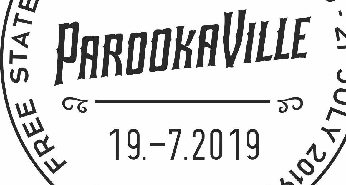 Parookaville 2019: Sonderstempel für Briefmarken für das Festival