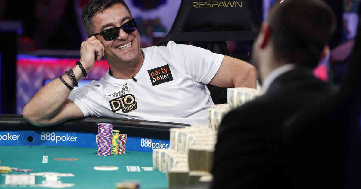Münsteraner gewinnt zehn Millionen Dollar beim Pokern in Las Vegas