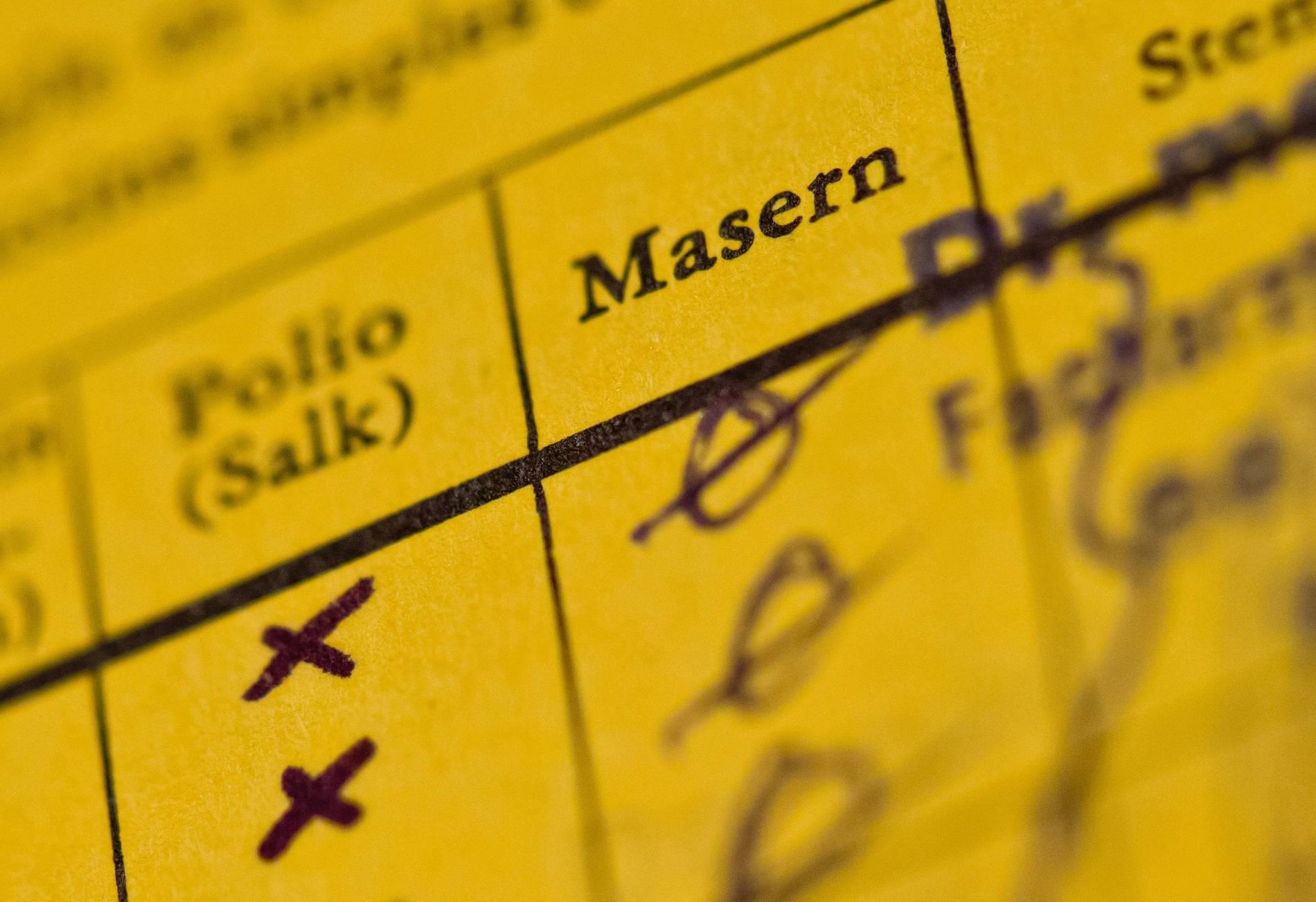 Was bedeutet die Masernimpfpflicht und für wen ist sie wichtig