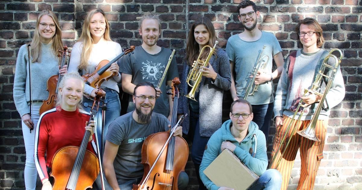 Mönchengladbach: Sinfonisches Rock-Orchester beim NEW-Musiksommer