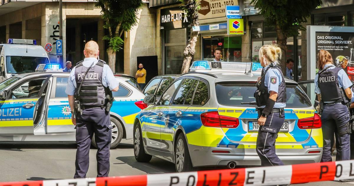 Dortmund: Schuss verletzt Mann bei Friseur - Polizei sucht Täter