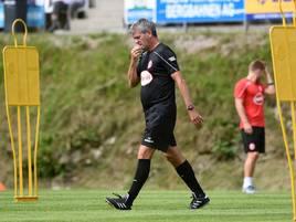 """Fortuna-Trainer Funkel mit Teamgeist zufrieden: """"Man muss die Mannschaft nicht zusammenschweißen"""""""