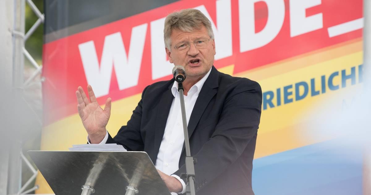 Jörg Meuthen: Afd-Chef kritisiert Beobachtung der Identitären Bewegung