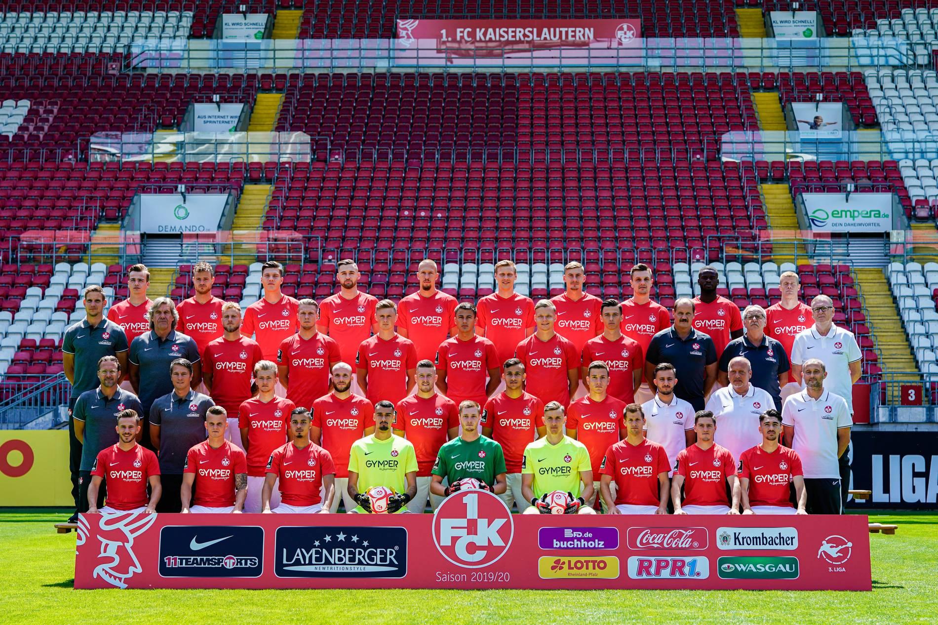 Kaiserslautern Champions League