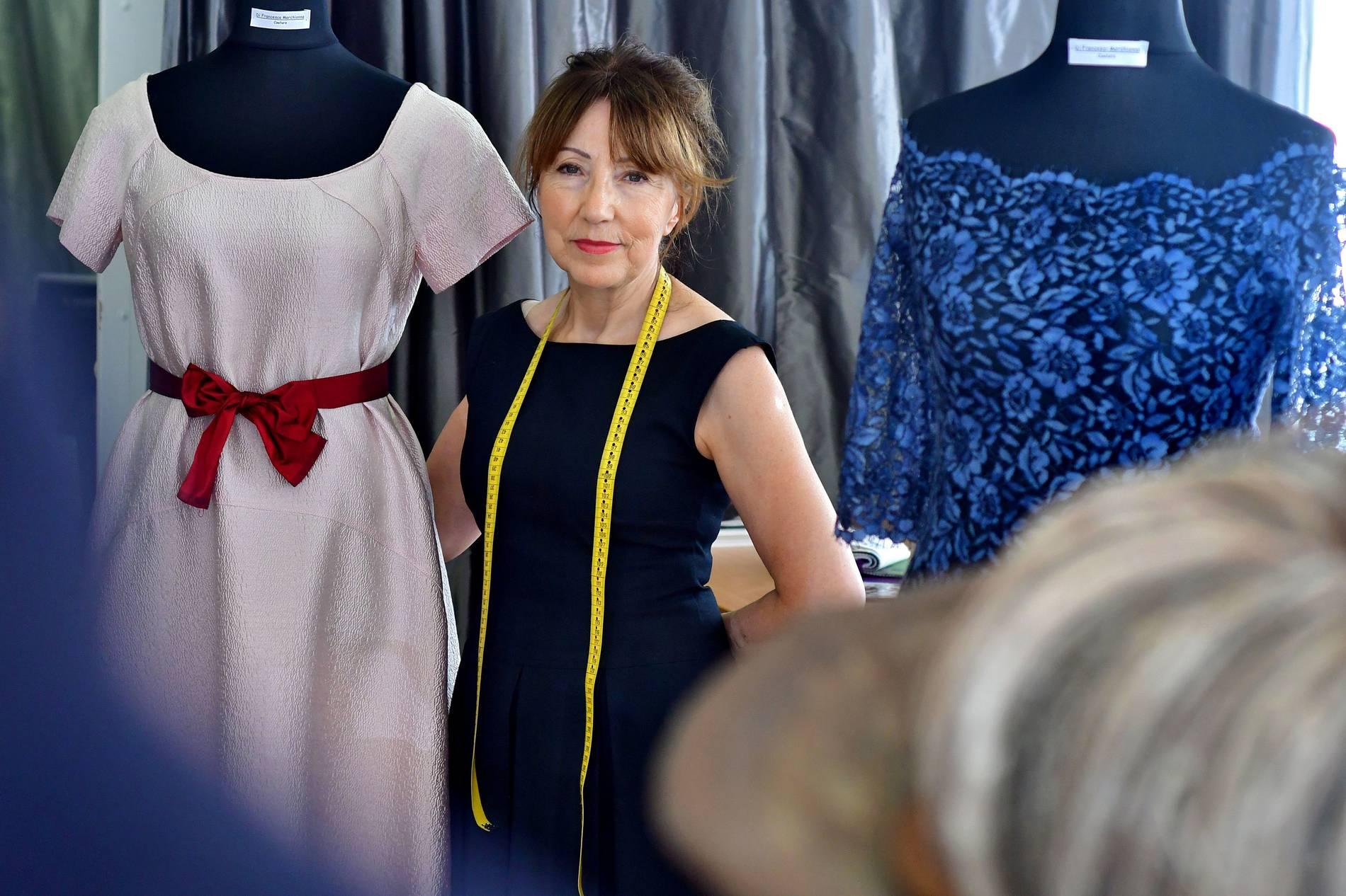 5e5ad08aaa Handwerk in Moers : Meisterin mit dem Blick für Mode
