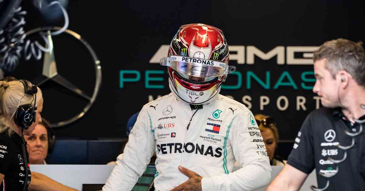 Formel 1 in Ungarn: Lews Hamilton Schnellster im Abschlusstraining - Sebastian Vettel auf Rang drei