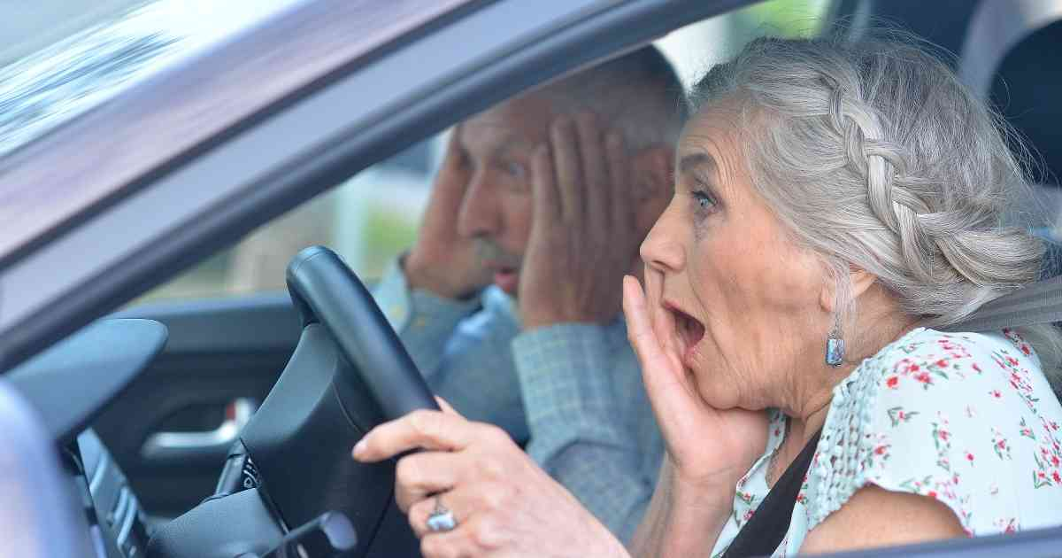 Fahrrisiko - Fahranfänger und Senioren im Vergleich