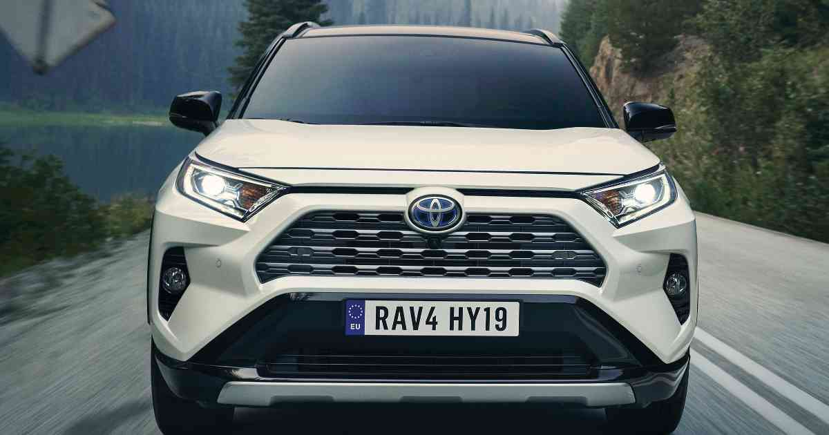 Toyota RAV4 Hybrid Fahrbericht