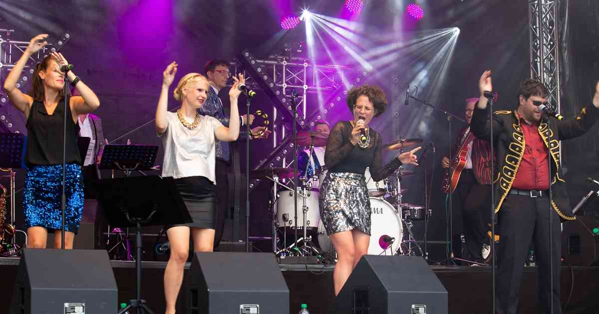 Soul am See: Open-Air-Party im Freizeitpark Moers am 10. August