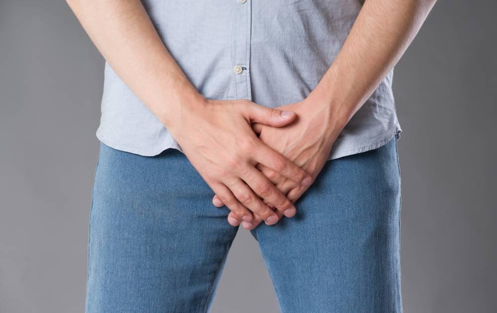Penis am weiße bläschen Balanitis: Entzündung