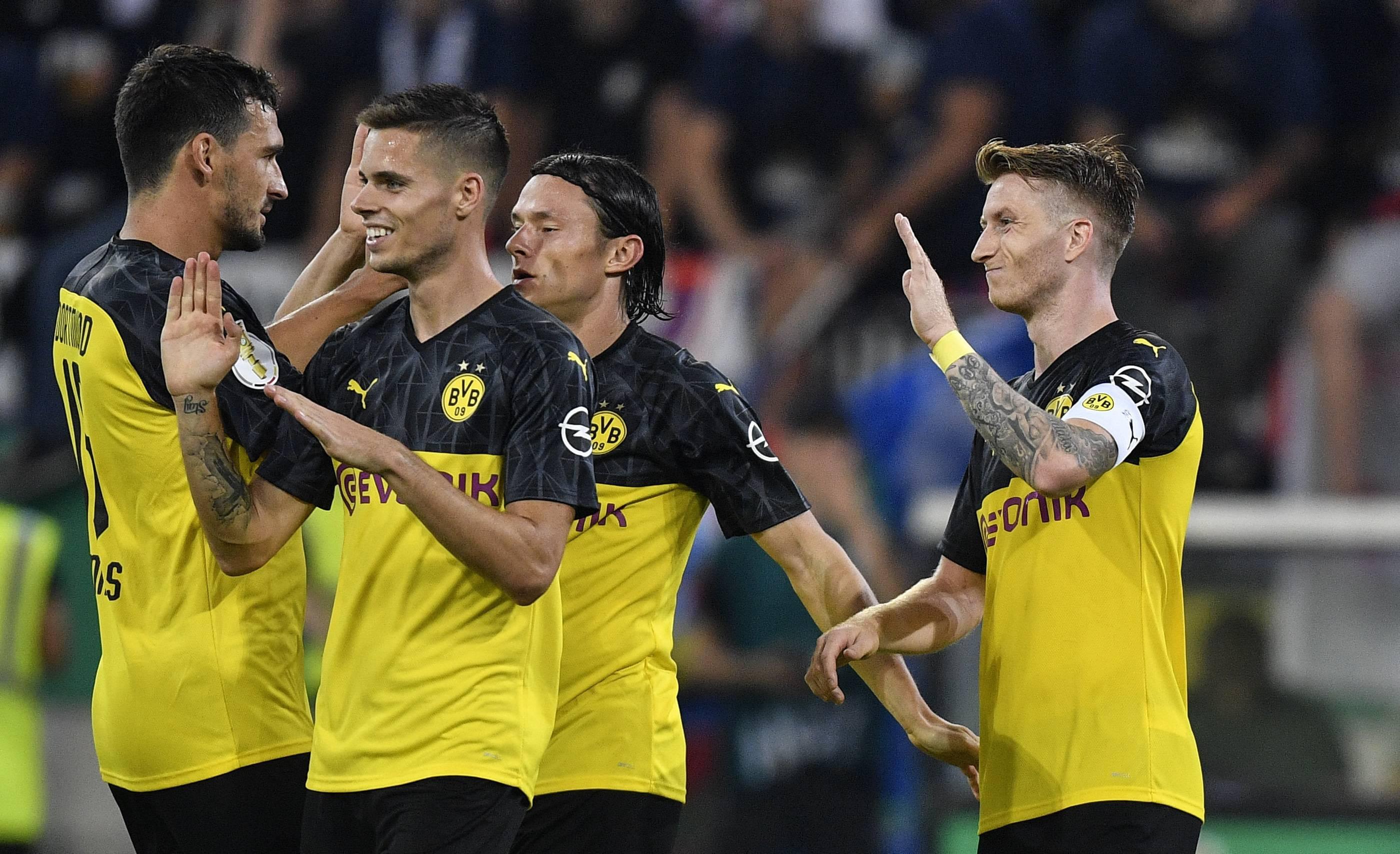 ürdingen Dortmund