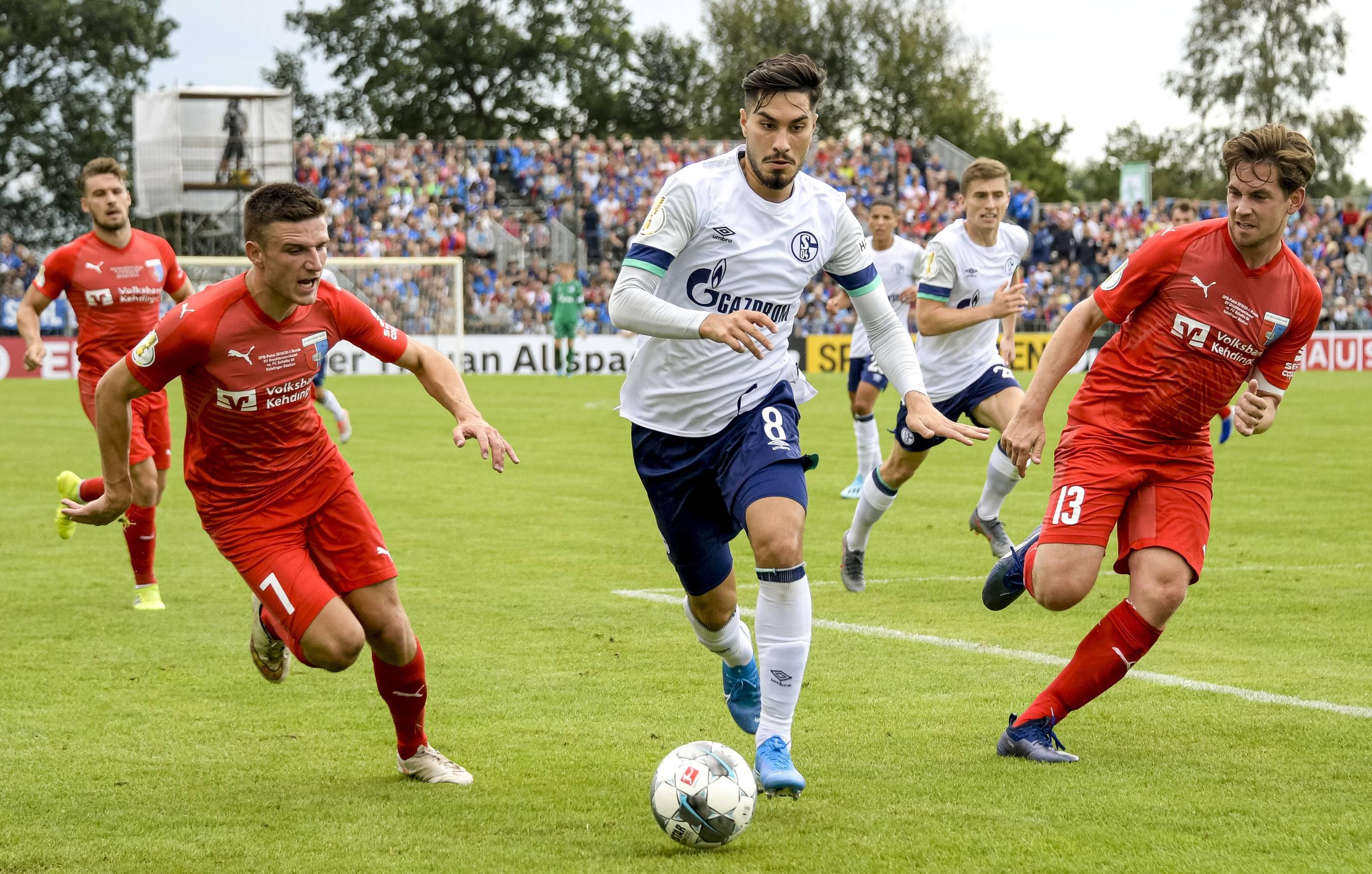 Drochtersen Gegen Schalke