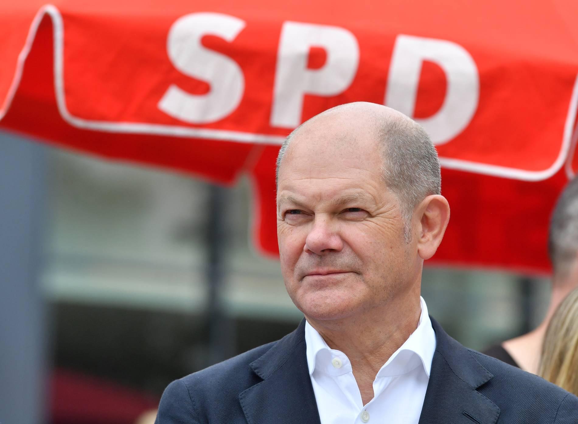 Olaf Scholz will den Soli-Abbau ohne Schulden schaffen