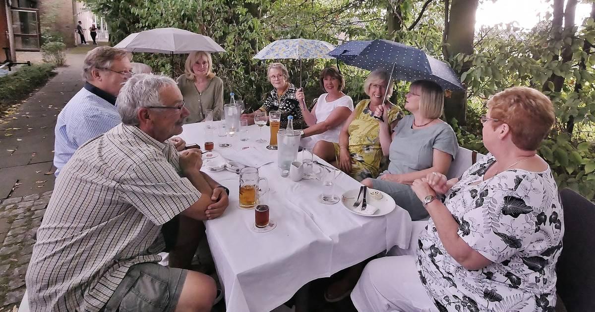 Monheim Baumberger Zwar-Gruppe feiert Sommerfest