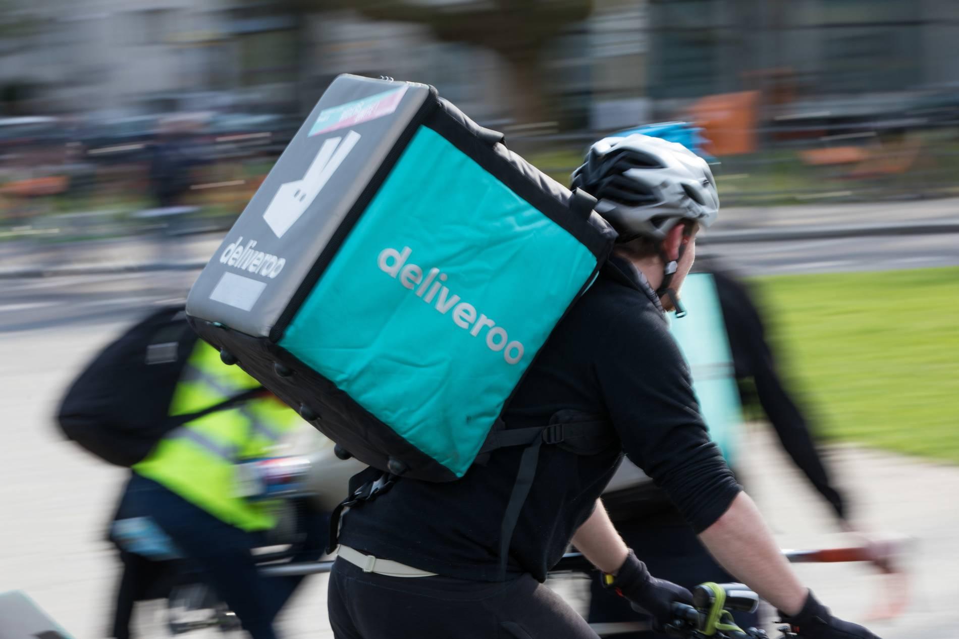 Deliveroo stellt seinen Dienst in Deutschland ein