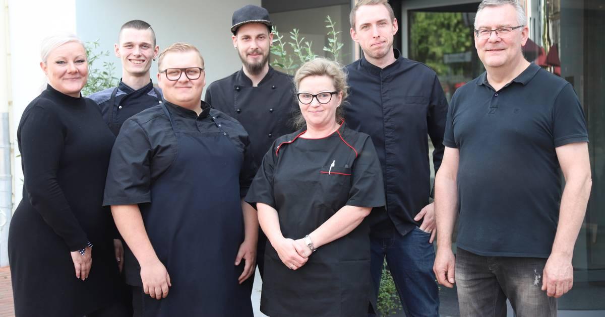 Rheinberg: David Neuhaus ist neuer Küchenchef im Hotel Am Fischmarkt