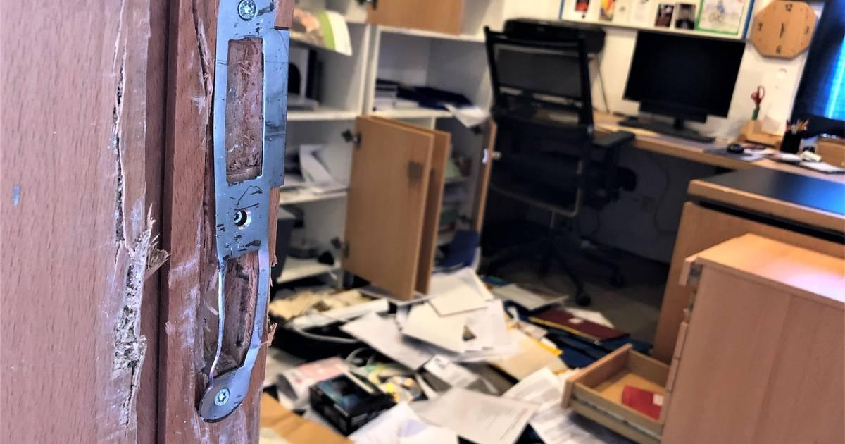 In Geldern sind Einbrecher ins katholische Pfarrheim gelangt.