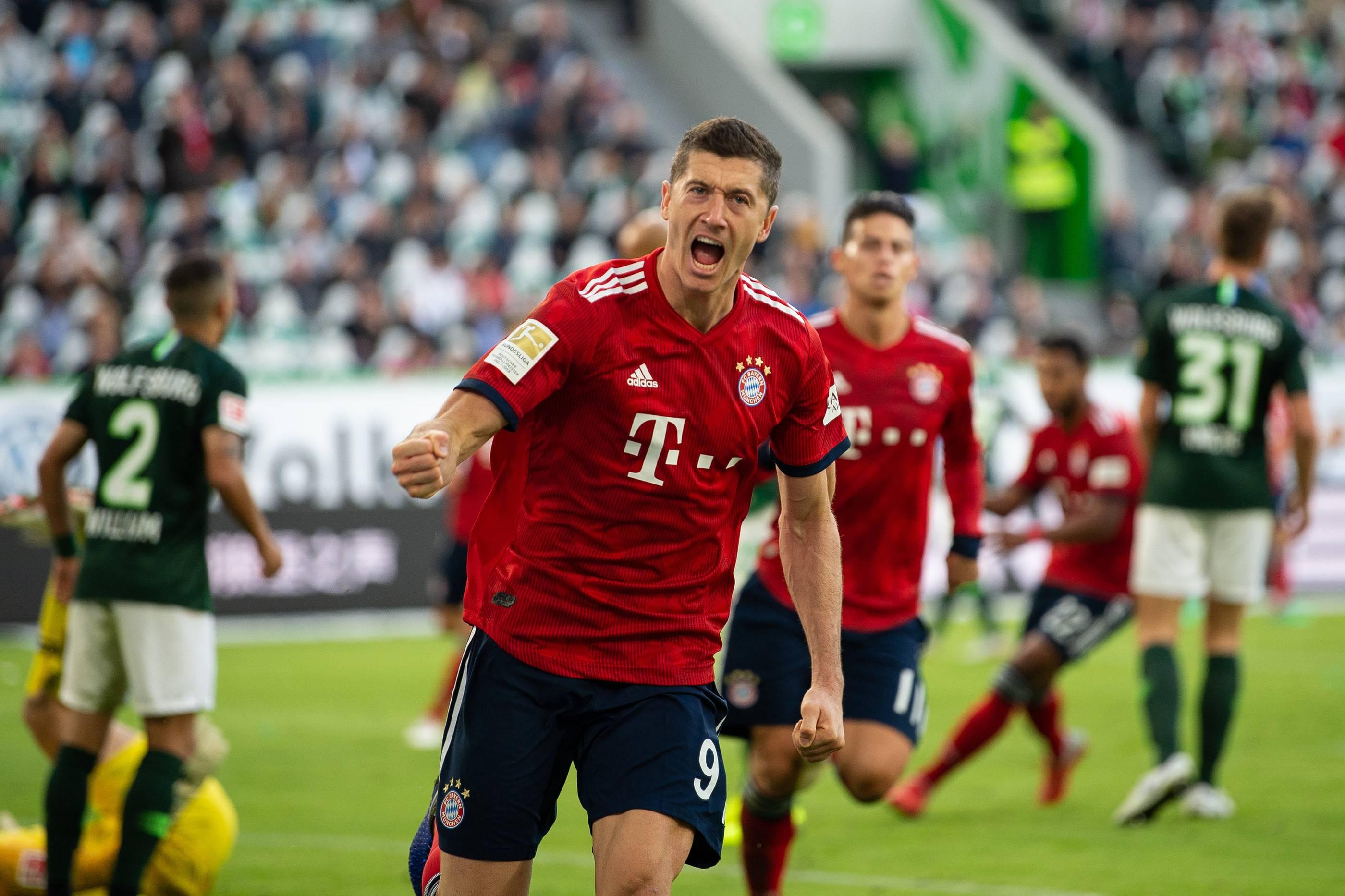 Top Torjäger Bundesliga