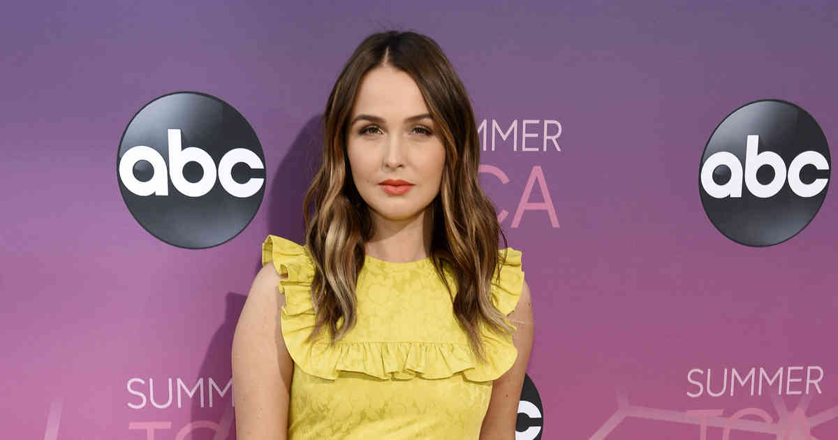 """Grey's Anatomy""-Star Camilla Luddington hat am Meer geheiratet"