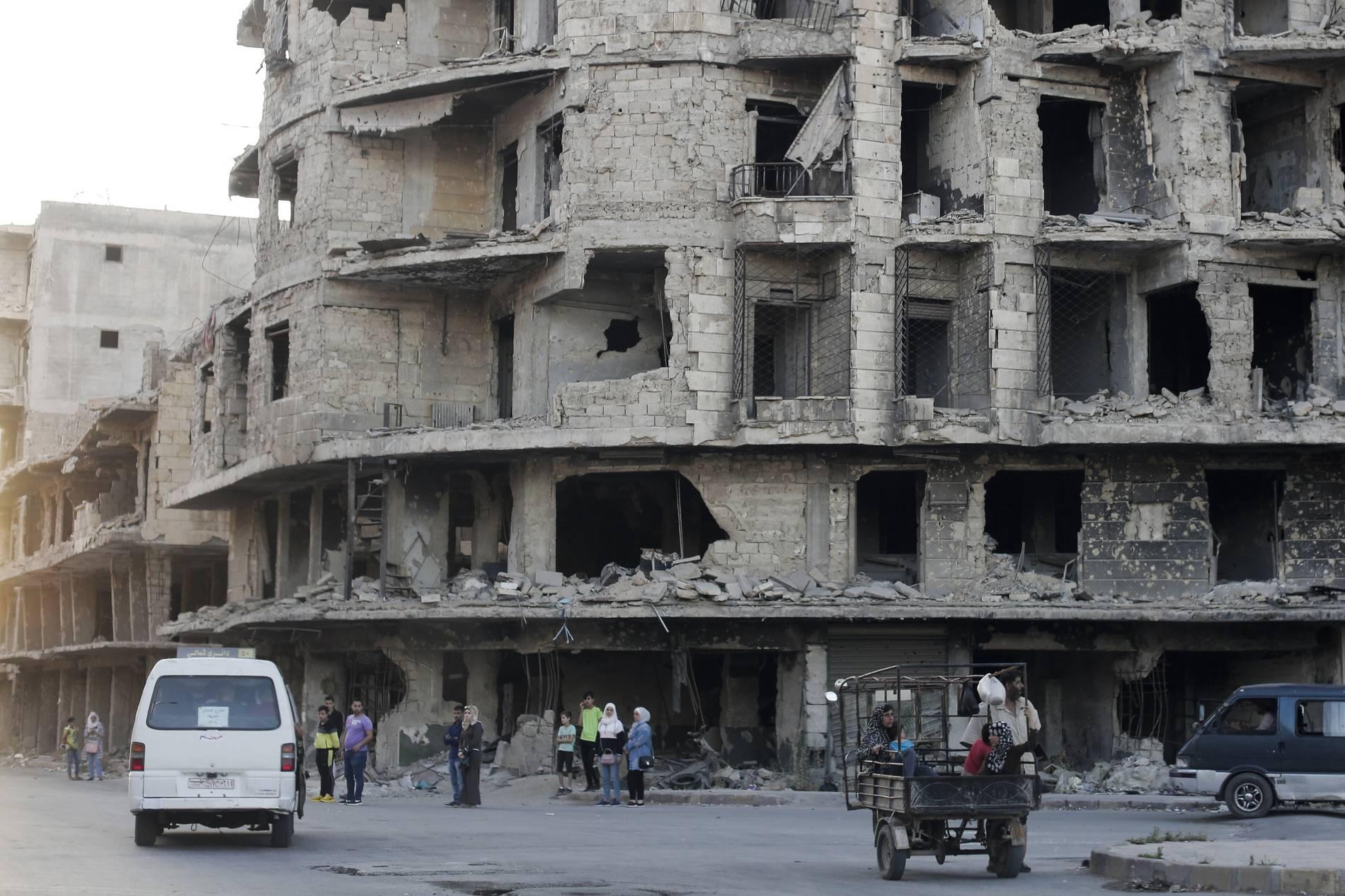 Syrische Kurden