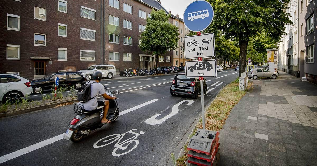 Umweltspur in Düsseldorf: Berufspendler brauchen Alternativen