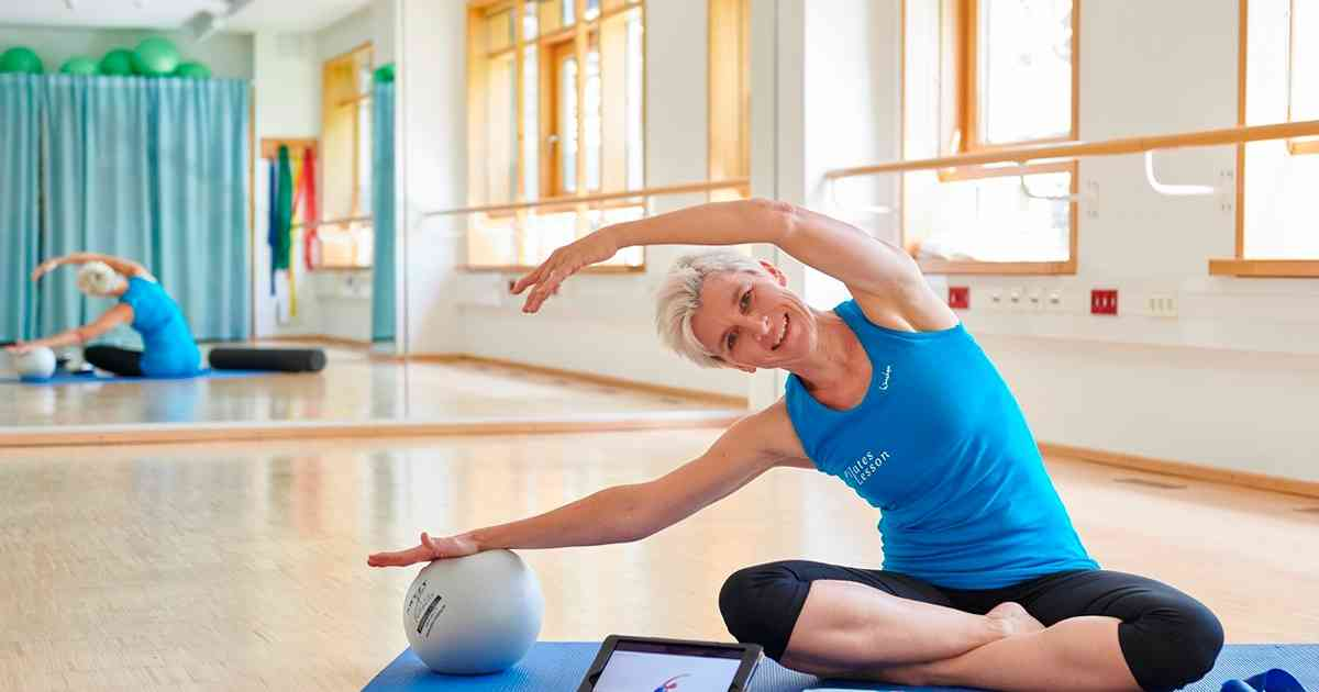 Erkelenzer Stefanie veröffentlicht ihr zweites Pilates-Buch