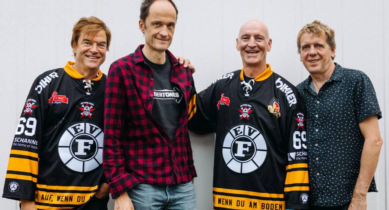 Eishockey: Toten Hosen unterstützen EV Füssen in der Oberliga
