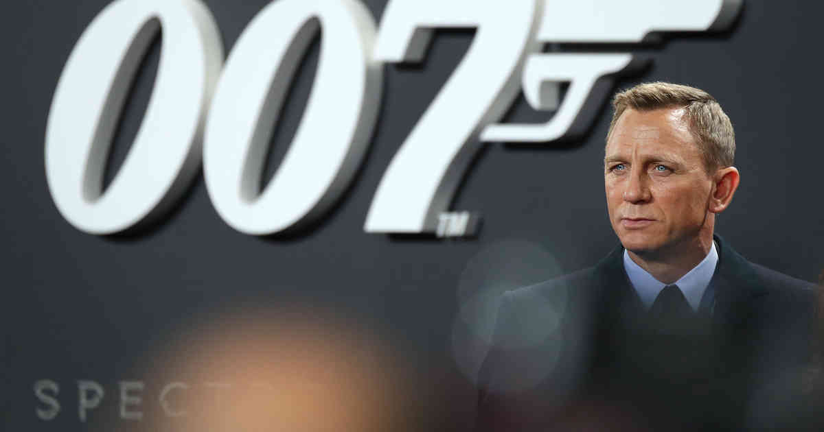 """""""No Time To Die"""": Neuer James-Bond-Film kommt 2020 in die Kinos"""