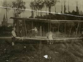 Theo Vinken baute sein eigenes Flugzeug: Ein Segelflug-Pionier aus Grevenbroich