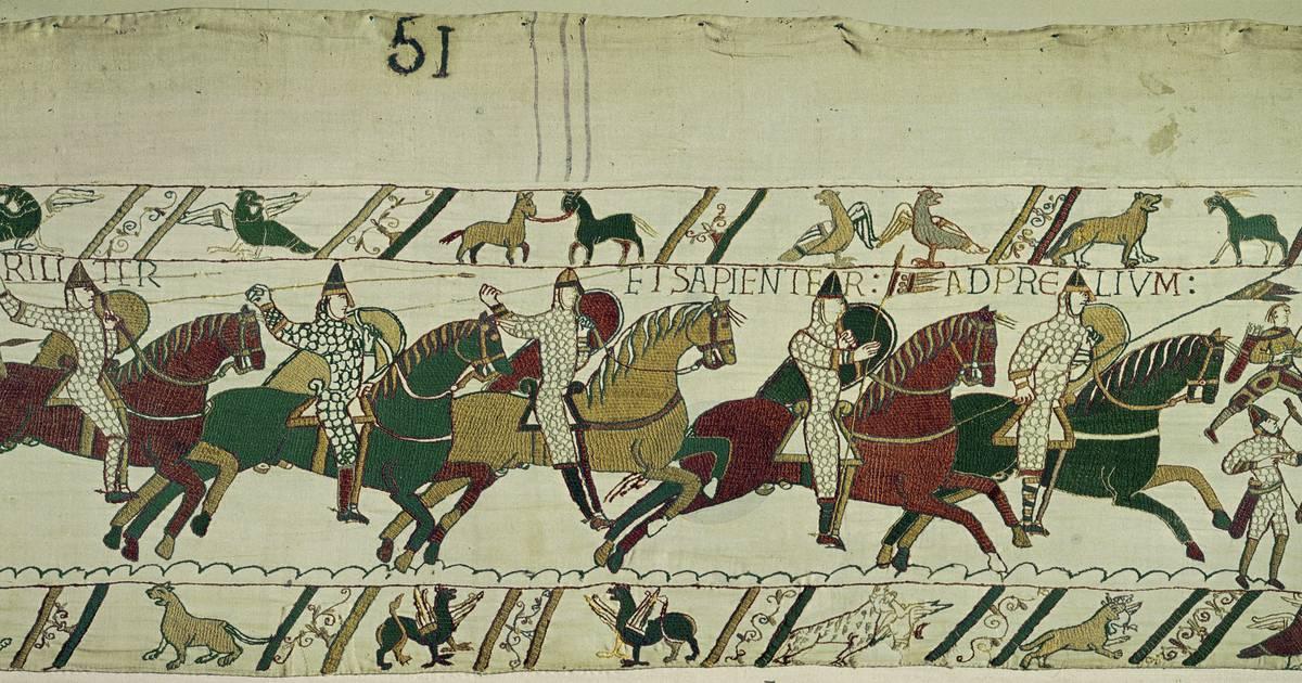 Die stille Schlacht um den Teppich von Bayeux