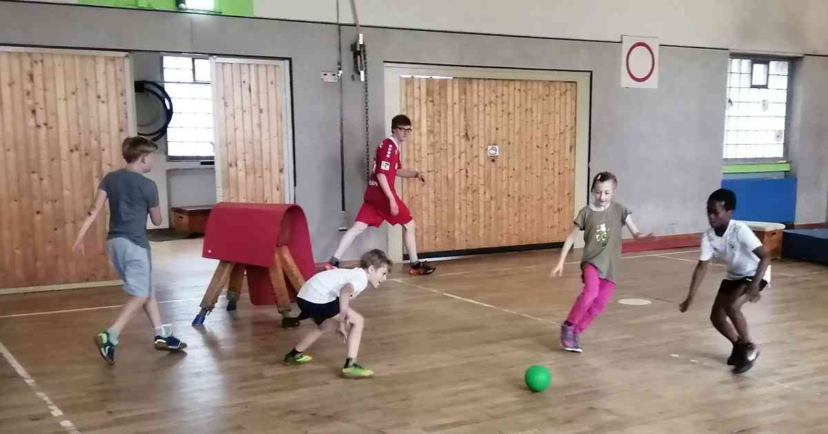 ASD Kamp-Lintfort: Sportgruppe stärkt und fördert die Kinder
