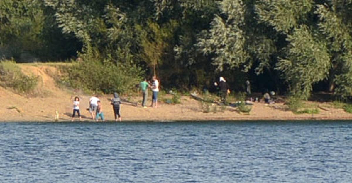 Königshütte-See in Kempen: Baden birgt große Gefahren